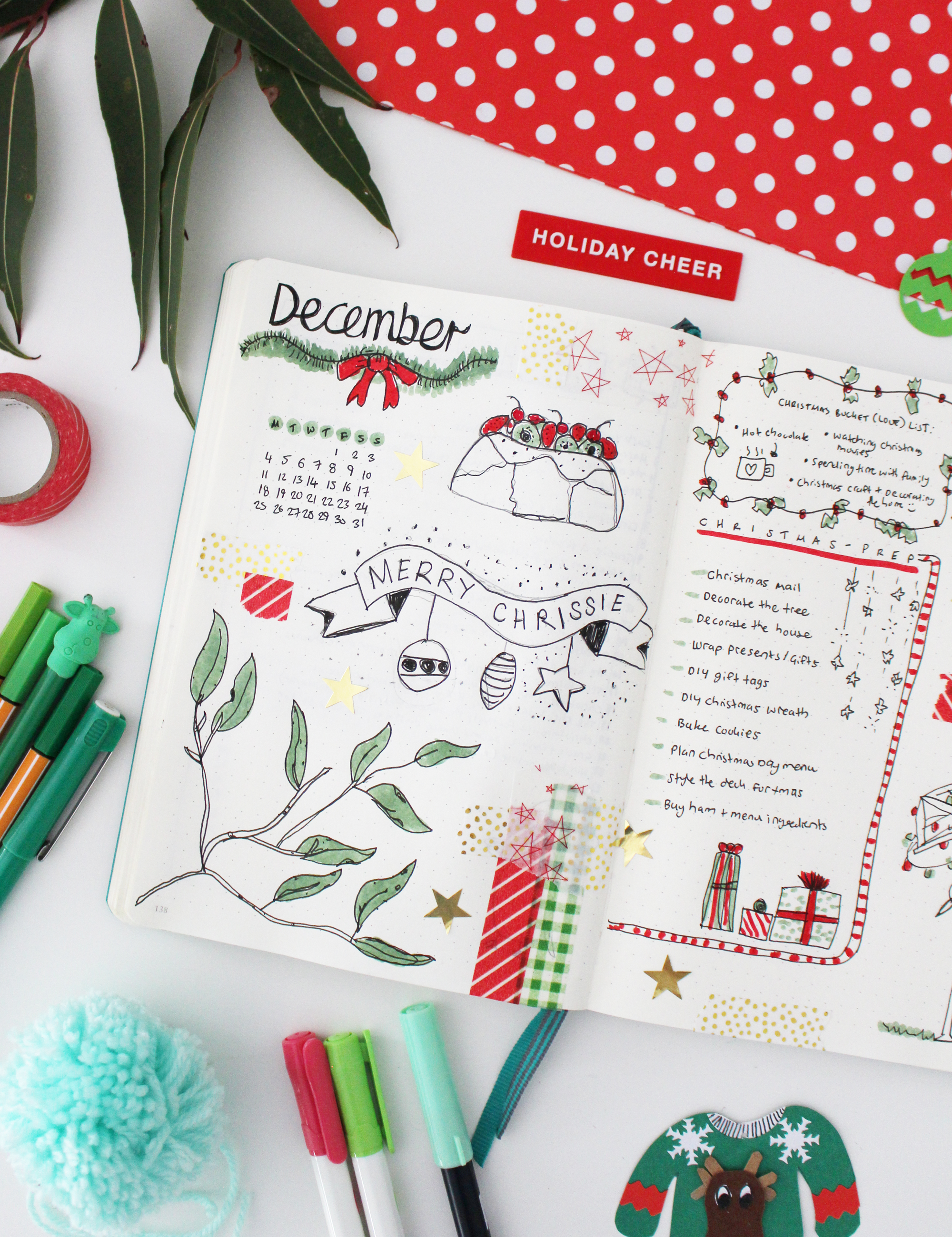8 Creative Ways To Plan For Christmas